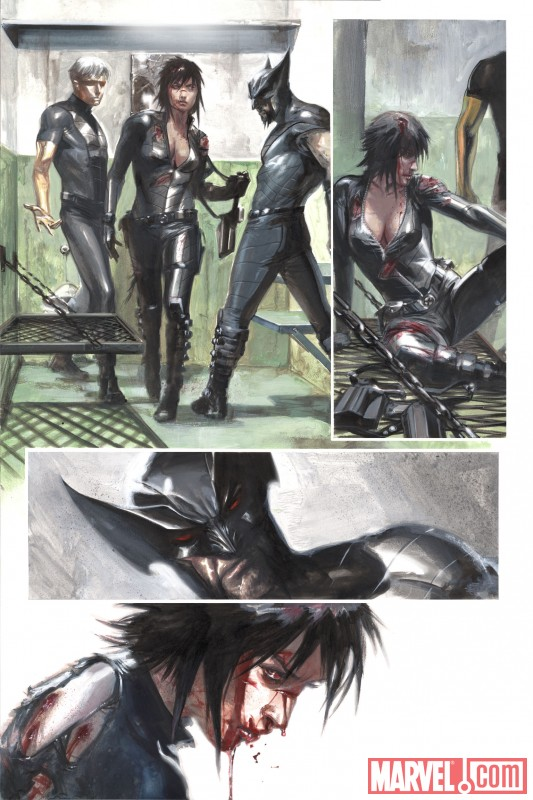 XFSV_1_Preview3 First Look At X-Force: Sex and Violence #1