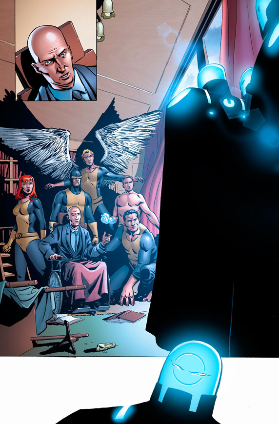 XMEN_12_Preview1 First Look At FIRST TO LAST: Chapter 2