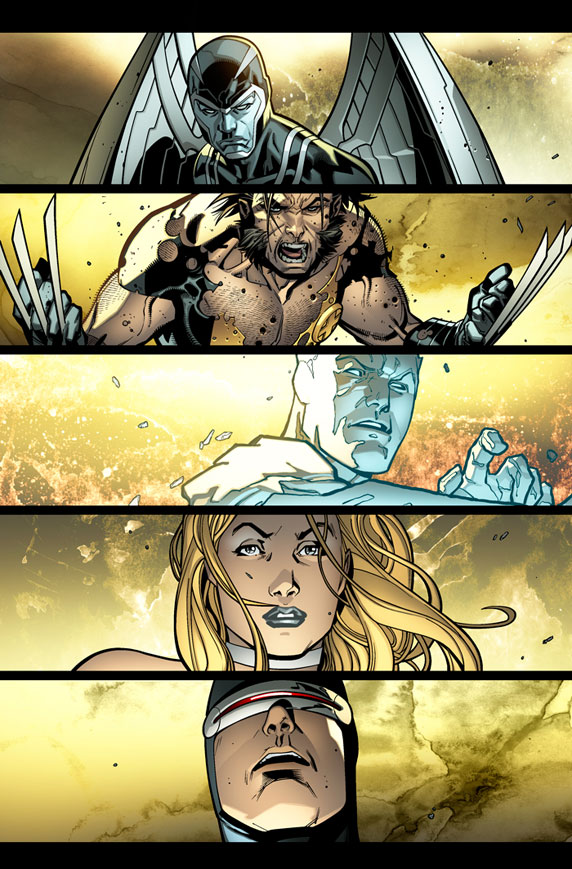 XMEN_12_Preview3 First Look At FIRST TO LAST: Chapter 2
