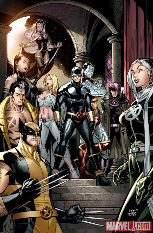 XMEN_1_2nd New Look At X-Men #2