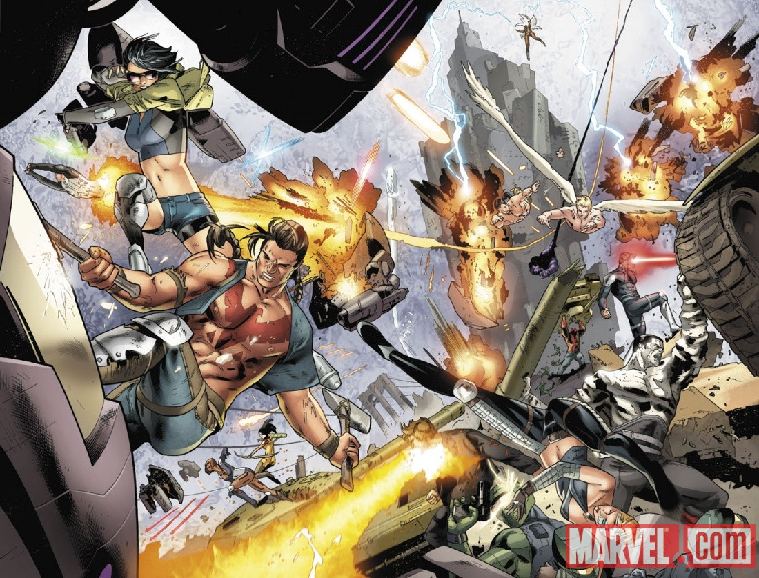 XMEN_245_PREVIEW2 First Look at AGE OF X: CHAPTER ONE