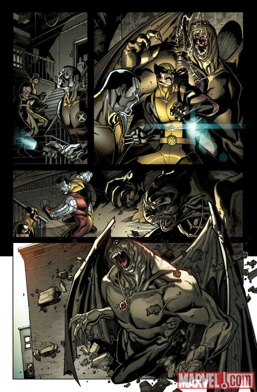 XMEN_2_Preview1 New Look At X-Men #2