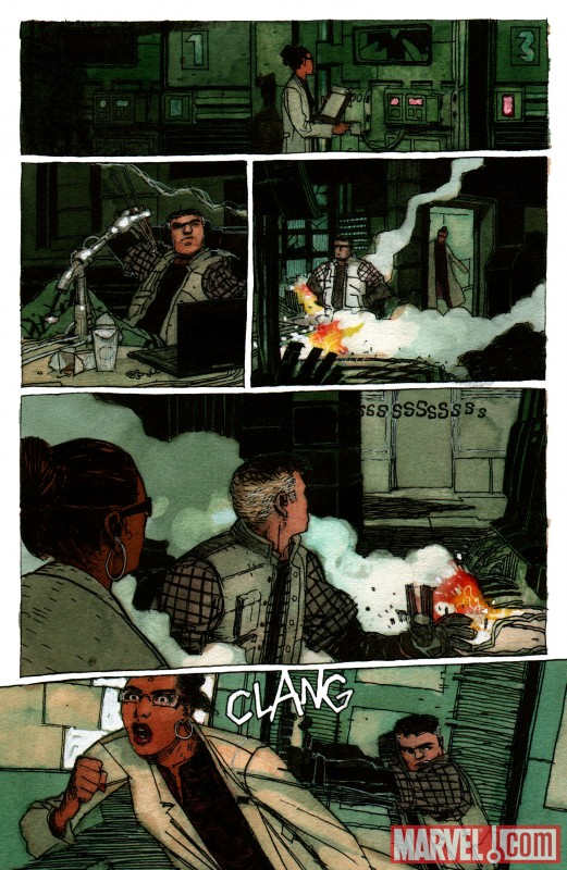 XM_SMOKE_1_Preview1 First Look At X-MEN: CURSE OF THE MUTANTS SMOKE AND BLOOD #1