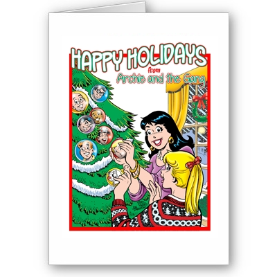 archie_christmas_card Give the gift of Archie this holiday season