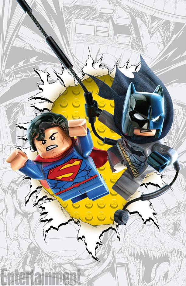 Superman /& Wonder Woman   #13   Lego  Variant  Cover