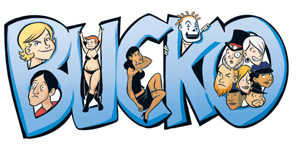 bucko BUCKO webcomic to be collected by Dark Horse