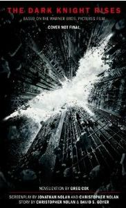 darkknightrises DARK KNIGHT RISES novelization to be published by Titan Books