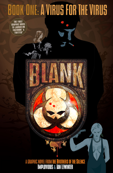 e1343152451 Kickstarter campaign launched for BLANK THE GRAPHIC NOVEL