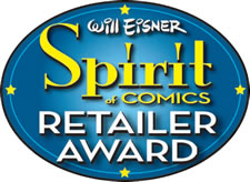 eisners_spirit_logo 2010 Spirit of Comics Retailer Award nominees announced