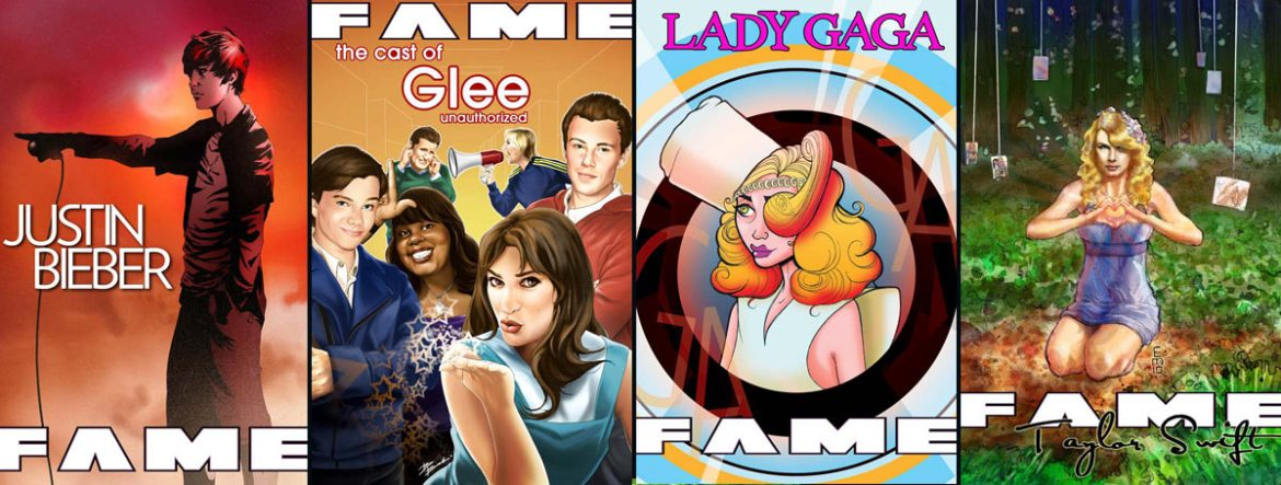 fame_graphicnovels Bluewater Productions announces special edition FAME graphic novels