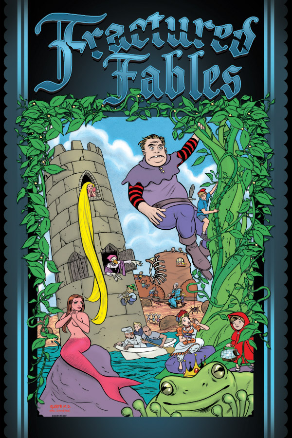 fracturedfables_cov Shadowline and Image Comics release FRACTURED FABLES