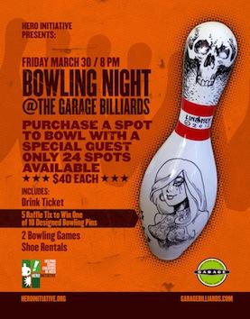 hero_garage-event_01_zP Hero Initiative goes bowling at ECCC 2012