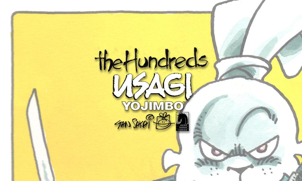 hundreds_usagi_01 Dark Horse and The Hundreds celebrate 25th anniversary of Usagi Yojimbo