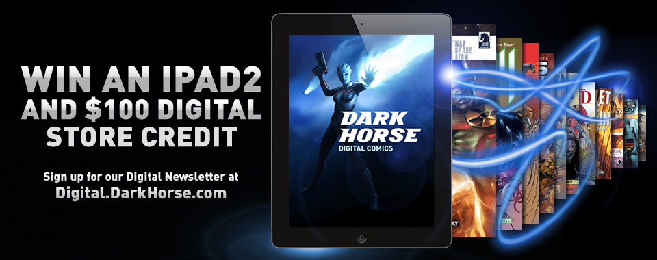 image_DDHP_ipad Dark Horse Digital approaches- sign up now