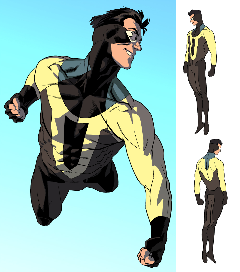 kris-anka Project: Rooftop announces INVINCIBLE redesign contest winners