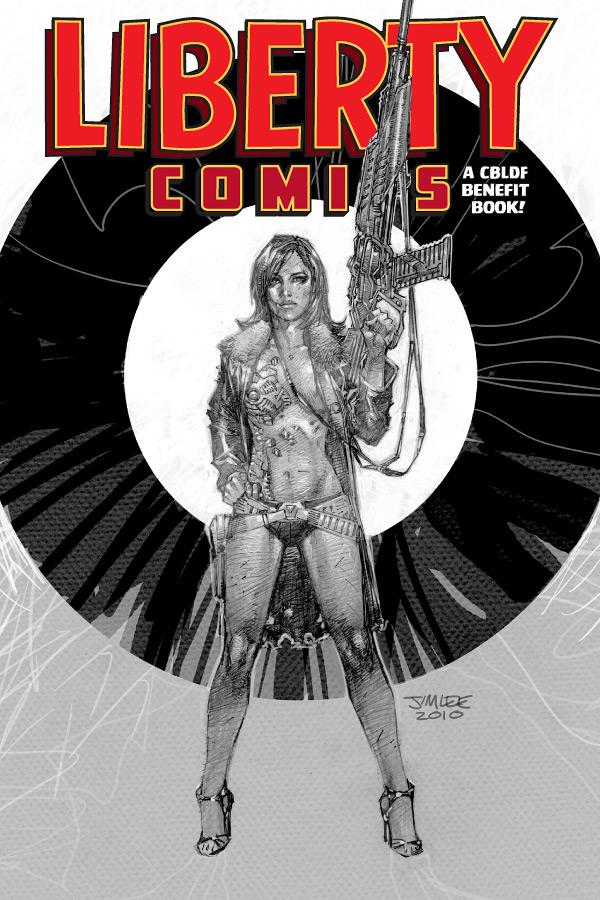 libertycomics_coverA_notfinal Image Comics to release LIBERTY COMICS 2010 in October