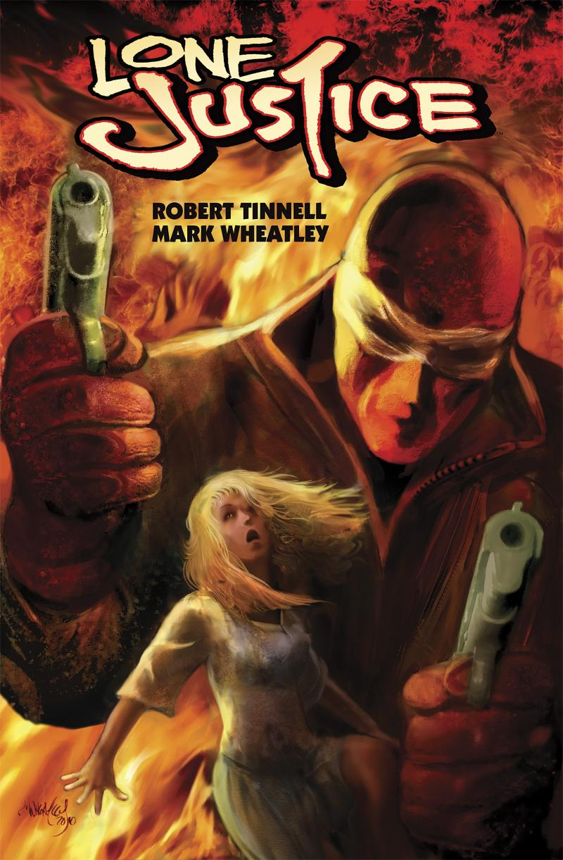 lonejustice59 Lone Justice Graphic Novel Exclusive at Baltimore Comic-Con