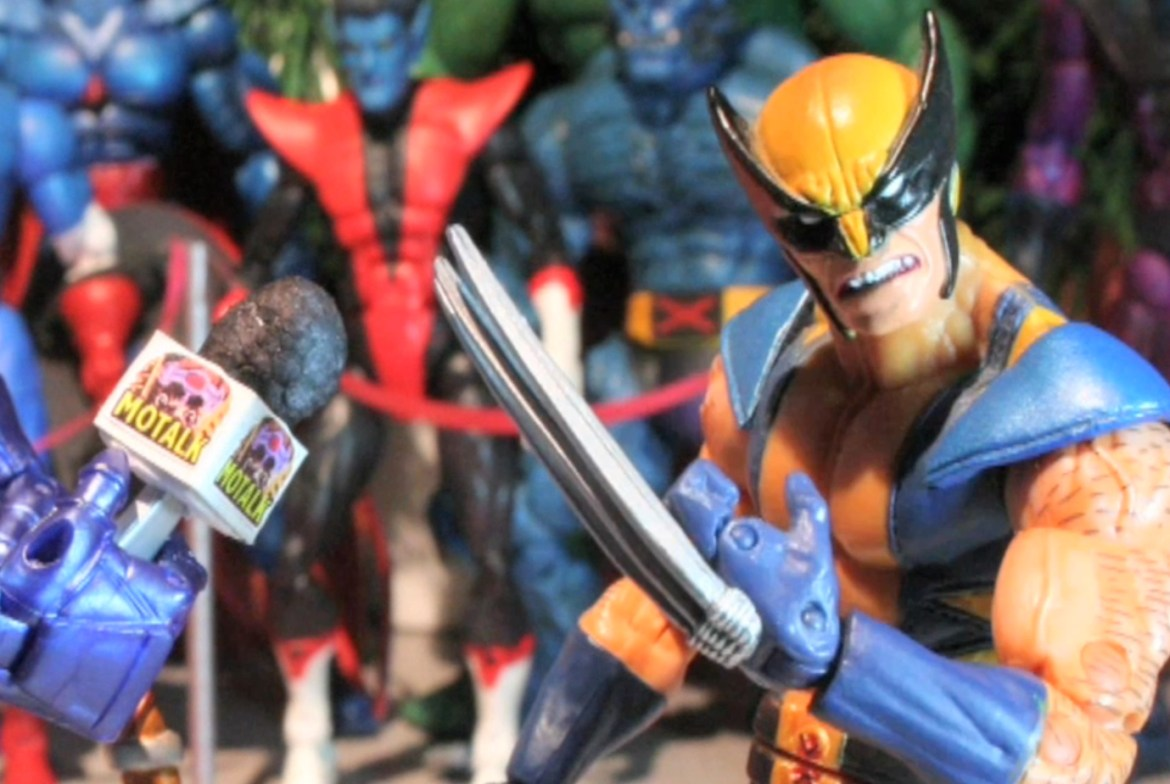 """marvel_whatthe Marvel Comics presents """"WHAT THE..."""" at Sketchfest NYC"""