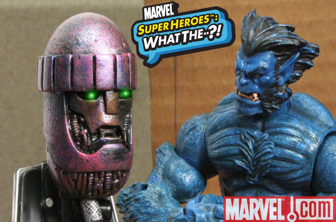 mshwt01 Marvel Super Heroes: What The--?! Giant-Size Premiere