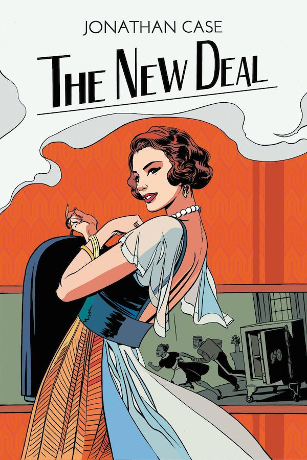 ndealcvr1 Romp through Depression-era New York City in THE NEW DEAL