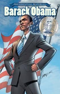 obama_bio IDW Releases Special Edition Of Obama Political Comic Bio