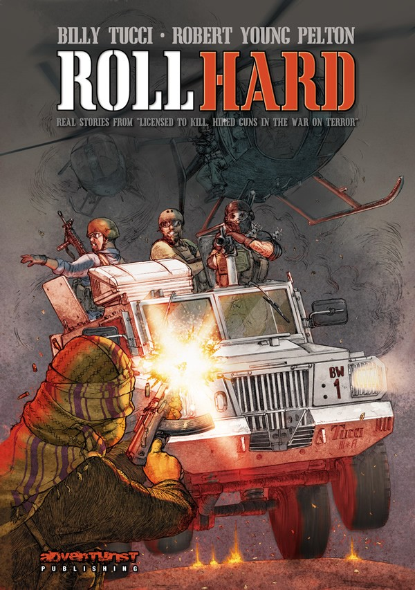 rollhard_cover_1 ROLL HARD takes you inside the most dangerous job in the world