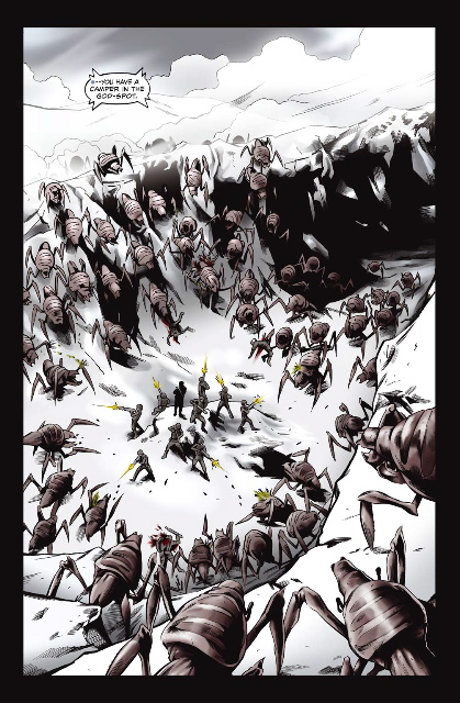 starshiptroopers11_5 AAM/MARKOSIA's Announces Troopers One-Shot WAR STORIES