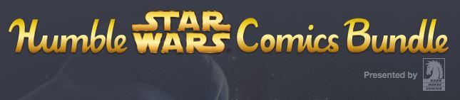 starwars_humblebundle Dark Horse unleashes The Humble Star Wars Comics Bundle