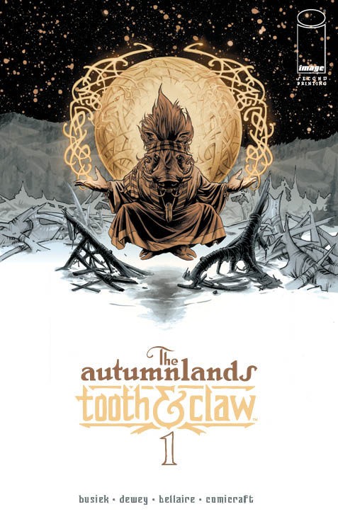 tooth__claw_2nd_printing TOOTH AND CLAW gets new title and new printing