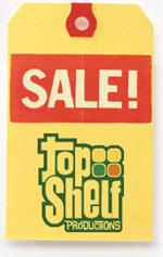 topshelf_sale_tag The Top Shelf 2009 Massive $3 Sale