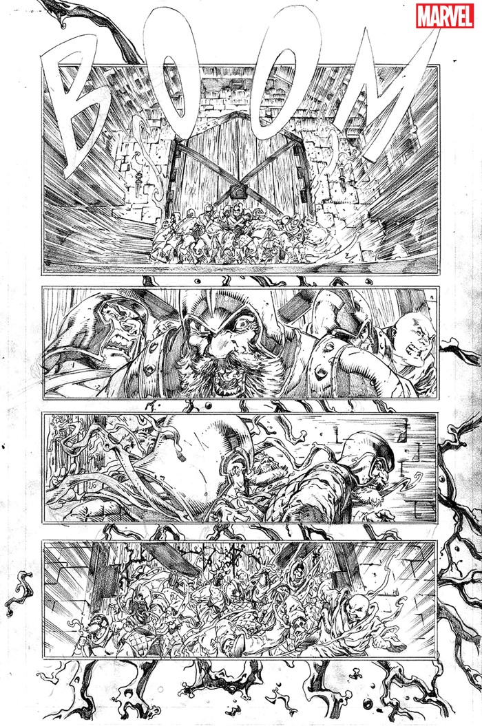 01Venom004 VENOM #1 to feature all-new creative team and all-new direction