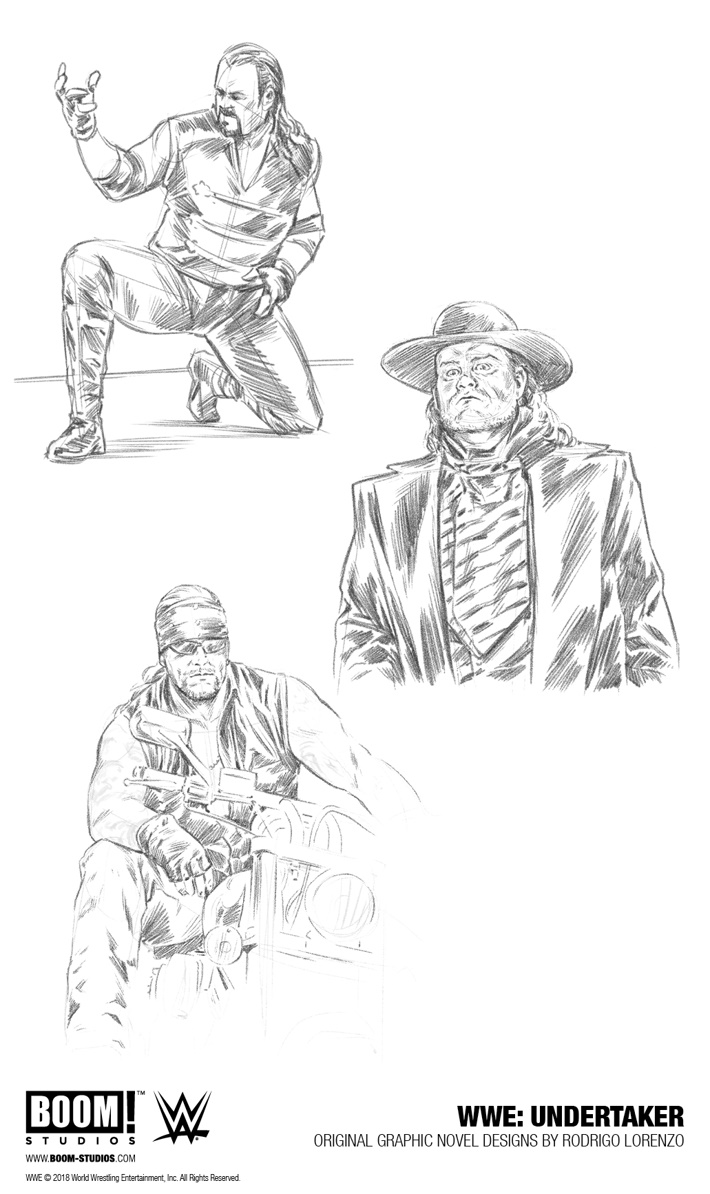 19d24a6f-cf9b-4b07-9698-45e8b12fed9d The Undertaker's untold WWE story to be revealed by BOOM! Studios