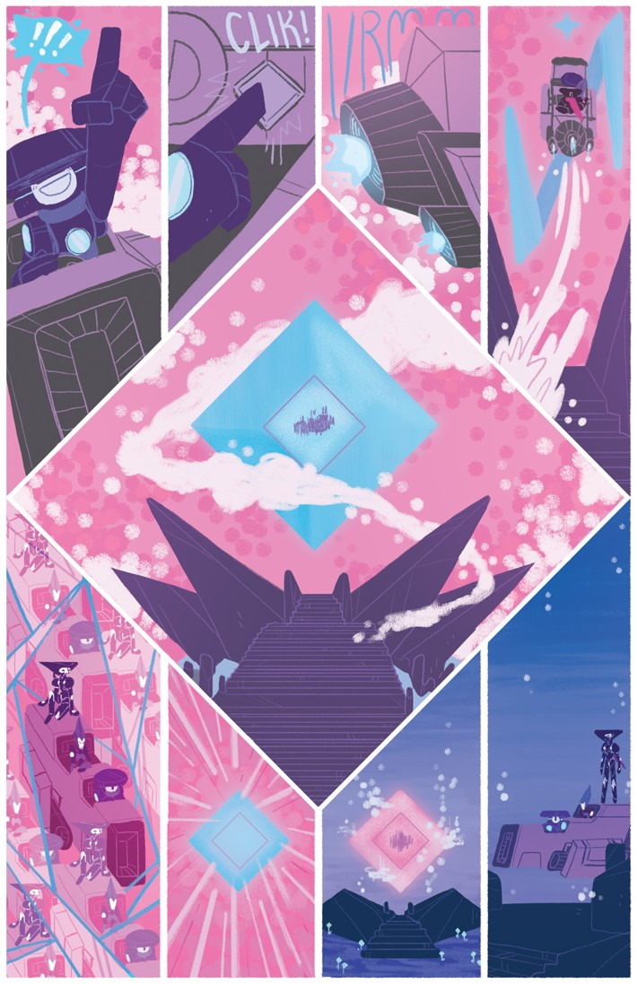 227187_1303048_1004 Teen webcomic OPHIUCHUS to debut in print this August