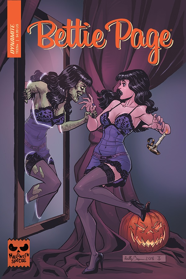 57cbff60-a941-4746-94c5-a291e95ff1b4 Dynamite to deliver five Halloween one-shot comics October 24th