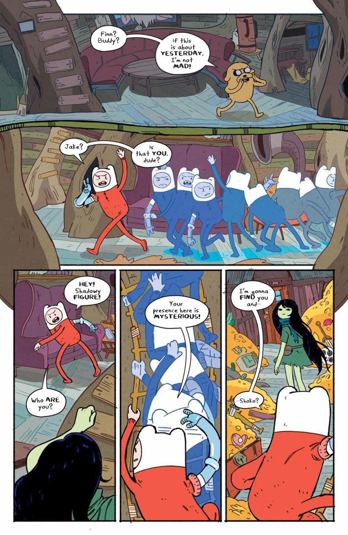 AT_BeginningOfTheEnd_6 First Look at BOOM! Studios' ADVENTURE TIME BEGINNING OF THE END #1