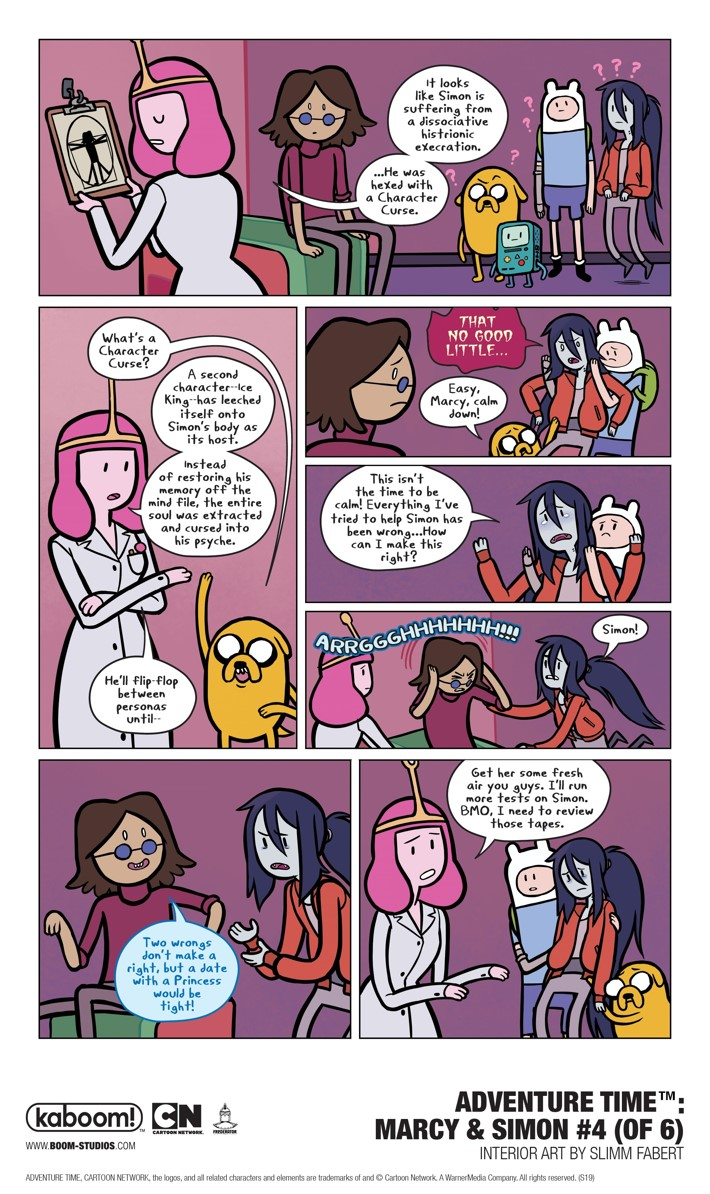 AT_MarcySimon_004_Interiors_004_PROMO First Look at BOOM! Studios' ADVENTURE TIME MARCY AND SIMON #4