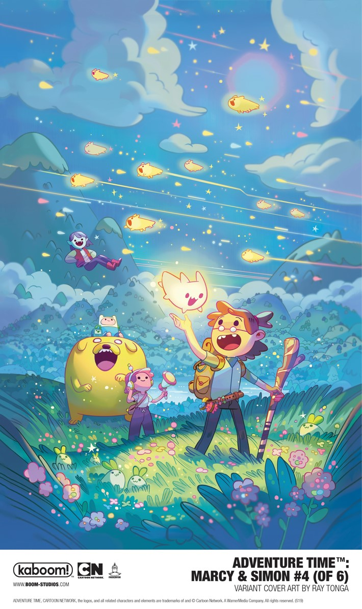 AT_MarcySimon_004_VariantCoverC_PROMO First Look at BOOM! Studios' ADVENTURE TIME MARCY AND SIMON #4