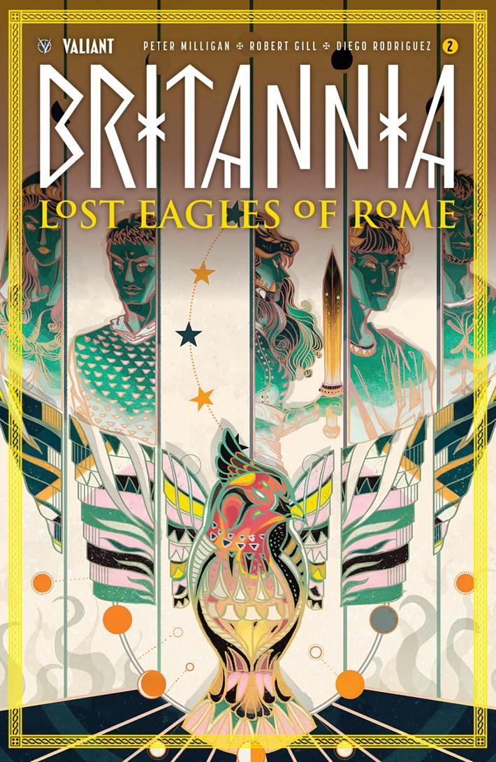 BRITANNIA3_002_COVER-B_HONG First Look at Valiant Entertainment's BRITANNIA LOST EAGLES OF ROME #2
