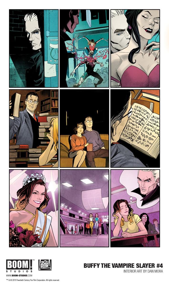 Buffy_004_InteriorArt_002_PROMO First Look at BOOM! Studios' BUFFY THE VAMPIRE SLAYER #4
