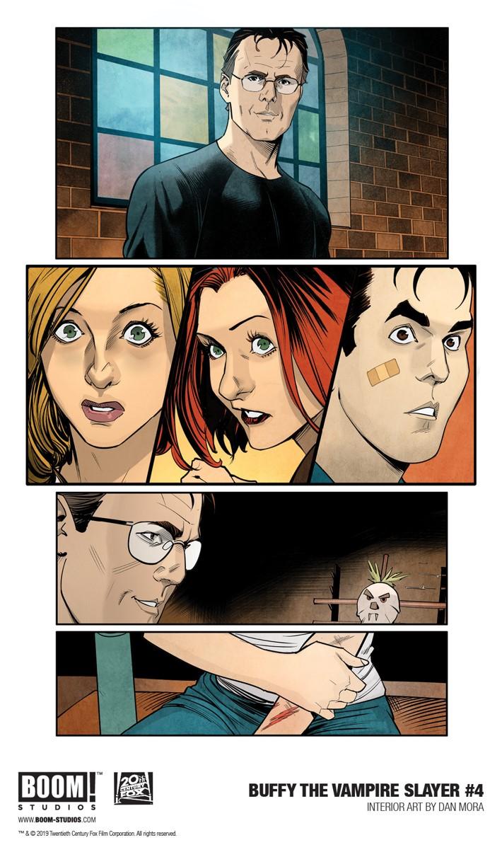 Buffy_004_InteriorArt_004_PROMO First Look at BOOM! Studios' BUFFY THE VAMPIRE SLAYER #4