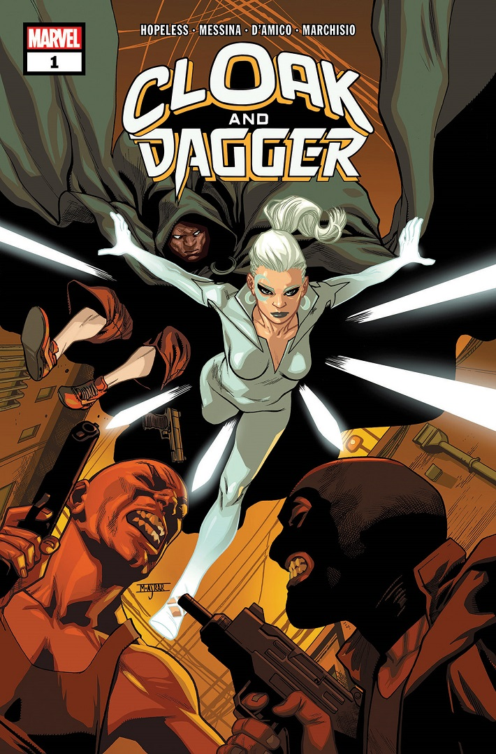 CLODAGDC001_CVR Read the digital CLOAK AND DAGGER #1 for free