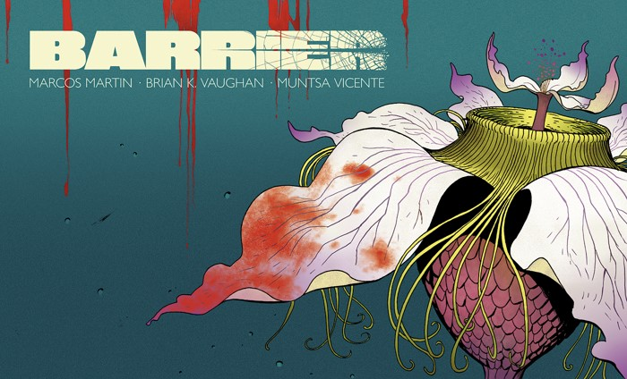 Cover04_col Five-issue miniseries BARRIER will be available in print this May