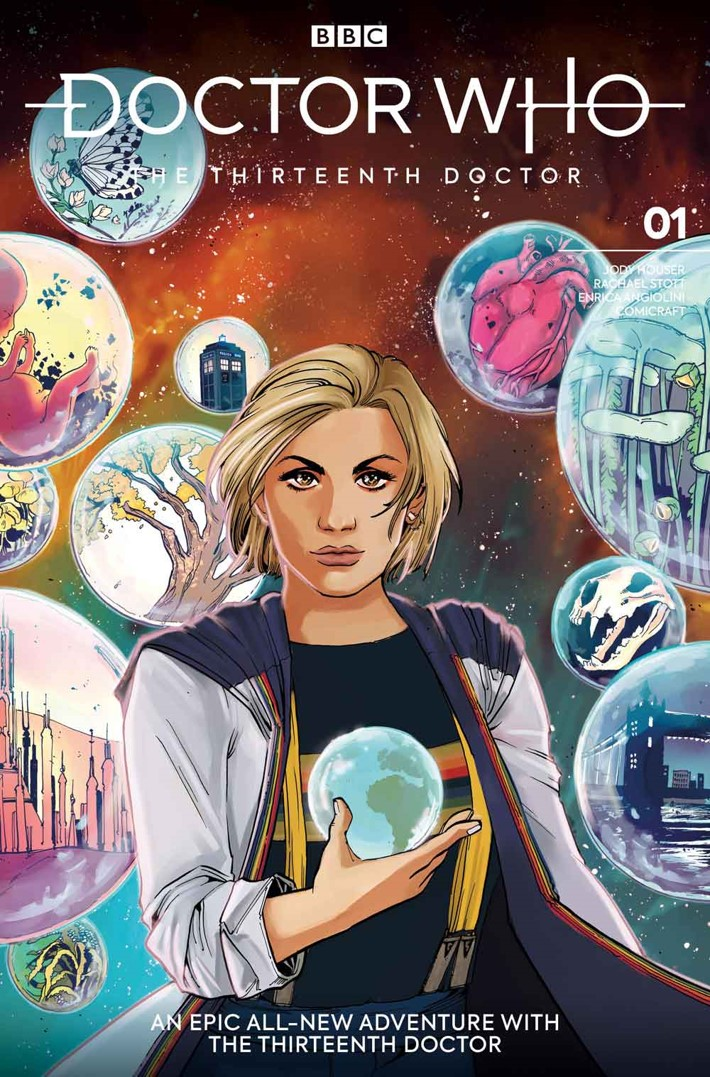 DW13D_1_Cover_E_SANYA_ANWAR Titan reveals DOCTOR WHO THE THIRTEENTH DOCTOR variant covers