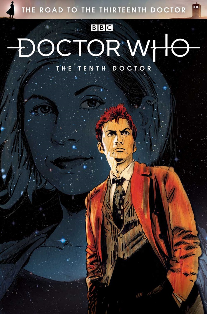 DW_ROAD_TO_13D_10D_Cover_Robert_Hack Titan Comics paves THE ROAD TO THE THIRTEENTH DOCTOR