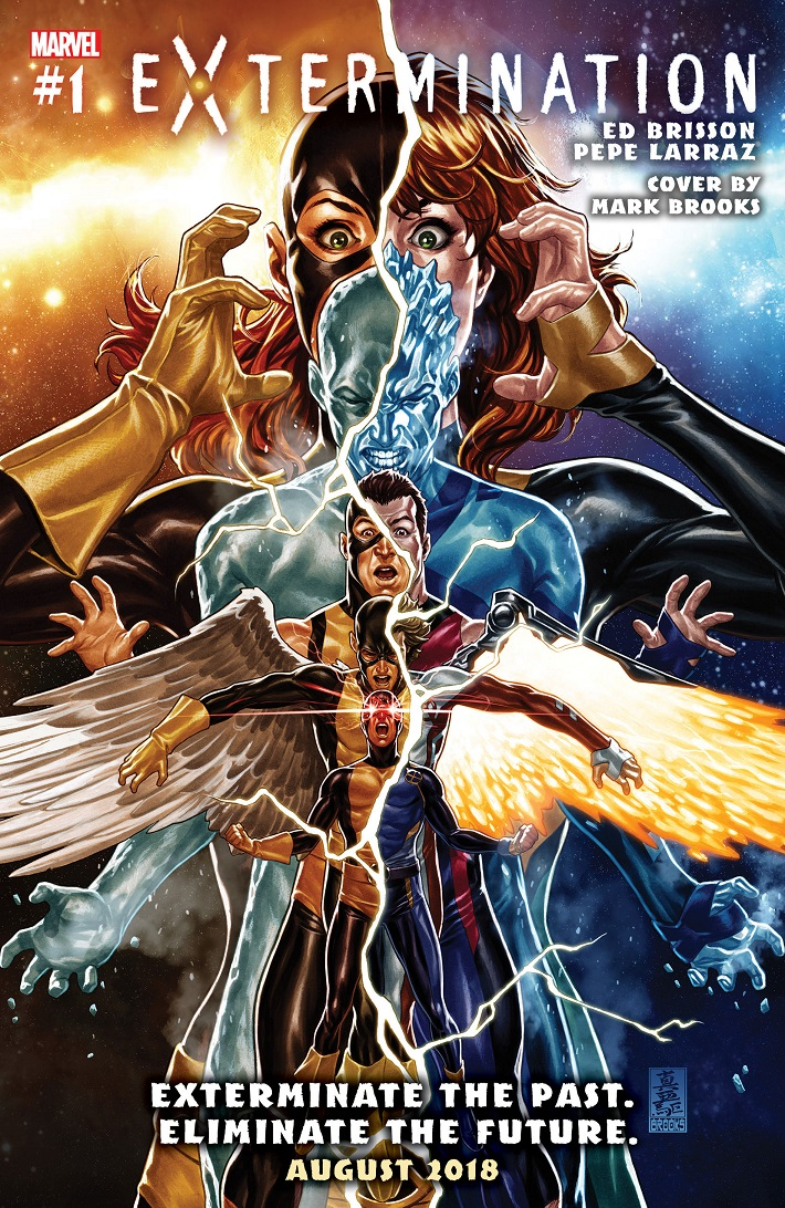 EXTERMINATION2018 Ed Brisson and Pepe Larraz lead Marvel Mutants to EXTERMINATION