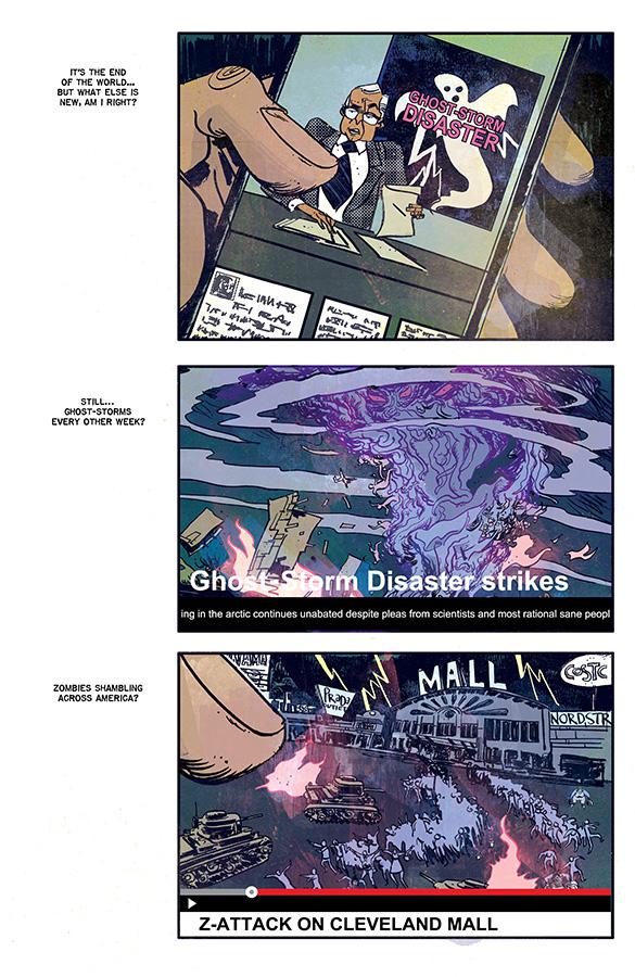 GravediggersUnion01-07_(1) ComicList Previews: THE GRAVEDIGGERS UNION VOLUME 1 TP