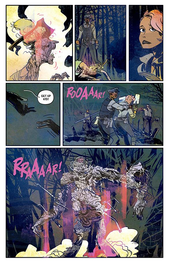 GravediggersUnion01-12_(1) ComicList Previews: THE GRAVEDIGGERS UNION VOLUME 1 TP