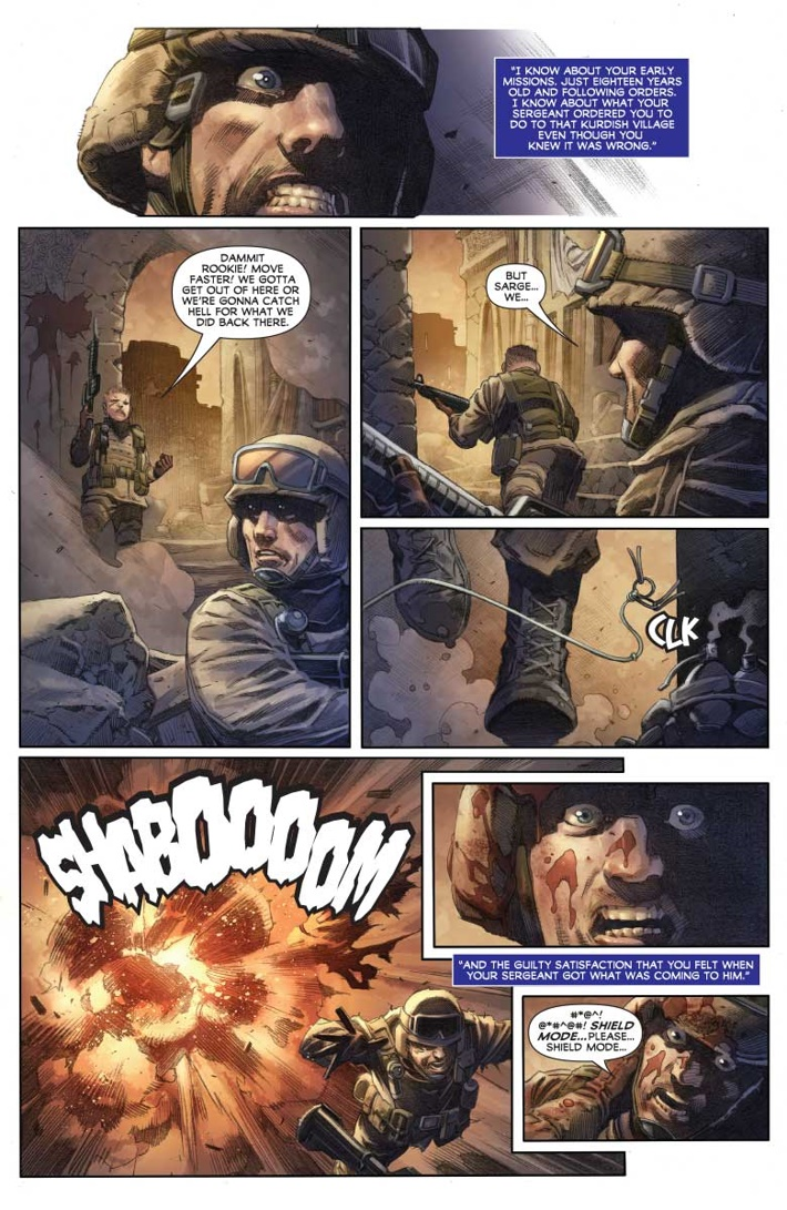 HW2_002_004 Second Look at Valiant Entertainment's HARBINGER WARS 2 #2