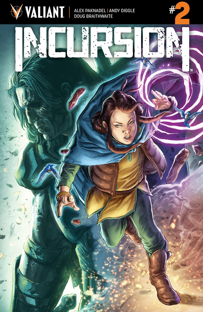 Incursion_02_CoverA First Look at Valiant Entertainment's INCURSION #2