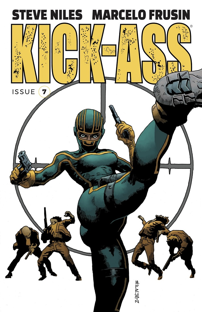 KickAss-07_cvrA KICK-ASS launches new story arc with new creative team